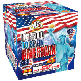 KK5606 - I'm Proud to be an American