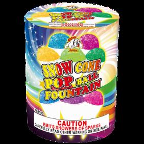KK2100 - Snow Cone Pop Ball