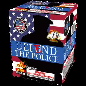 KK5604 - Defend the Police