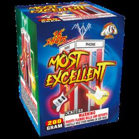 KK5605 - Most Excellent