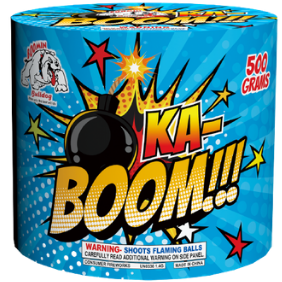 KK5951 - Ka-Boom!!!